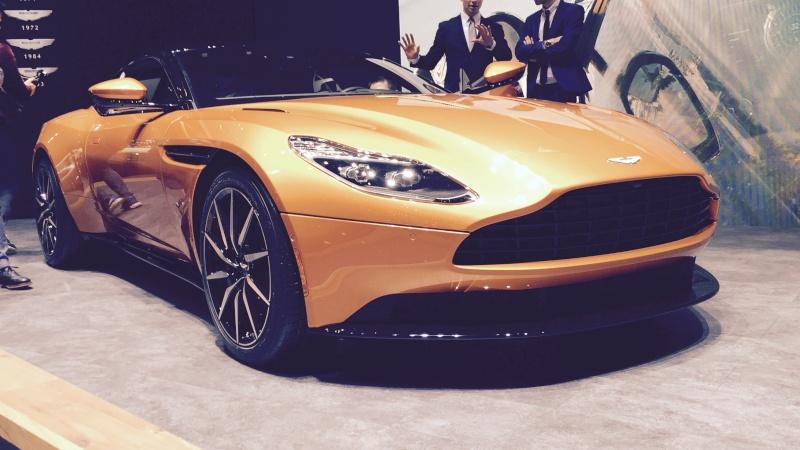 2016 - [Aston Martin] DB11 - Page 8 Image25