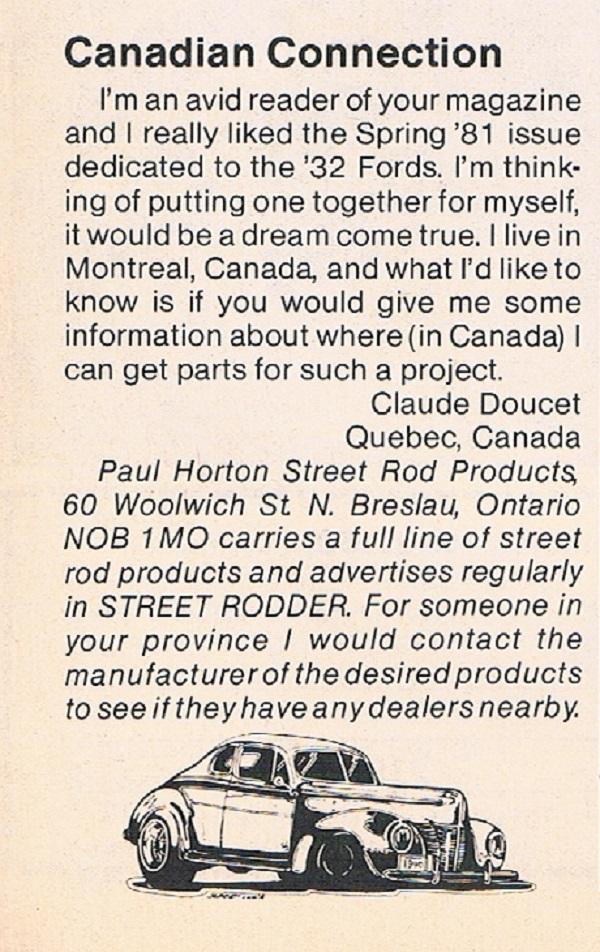 Montréal rodders Street11