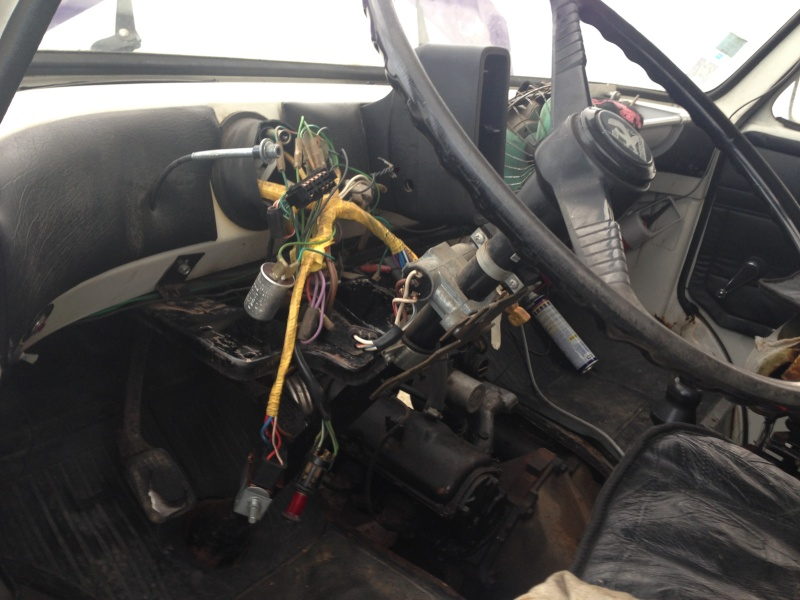 Commutateur/commodo phares et jauge carburant Img_3117