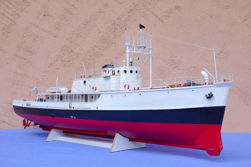 La Calypso 1/50 plans AAMM - modèle achevé Calyps18