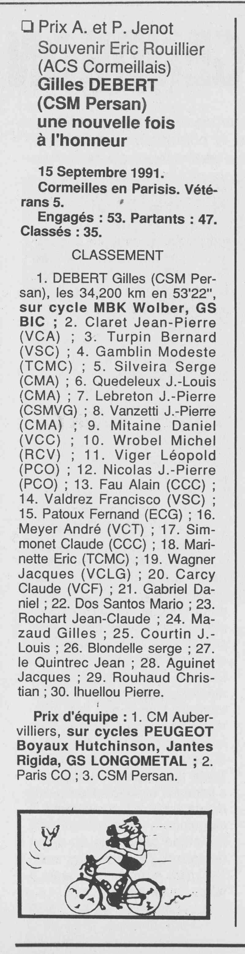 CSM.Persan. BIC. Toute une époque de janvier 1990 à novembre 2007 - Page 6 1991_014