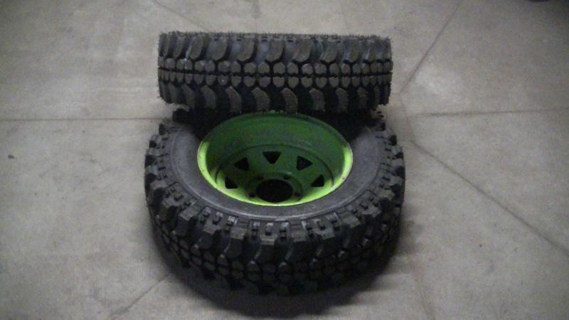 jantes + pneus neuf 205/80/R16 Pic_0813