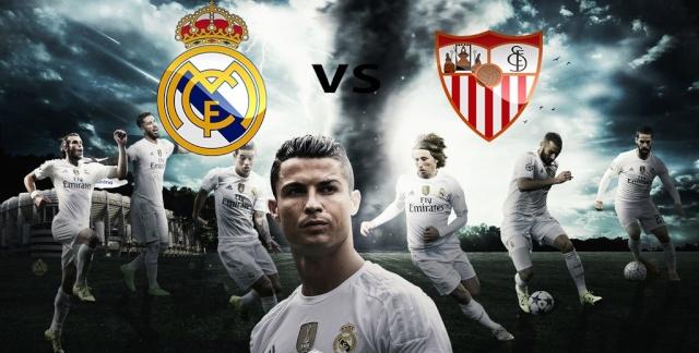 Real Madrid vs Sevilla  Hin11