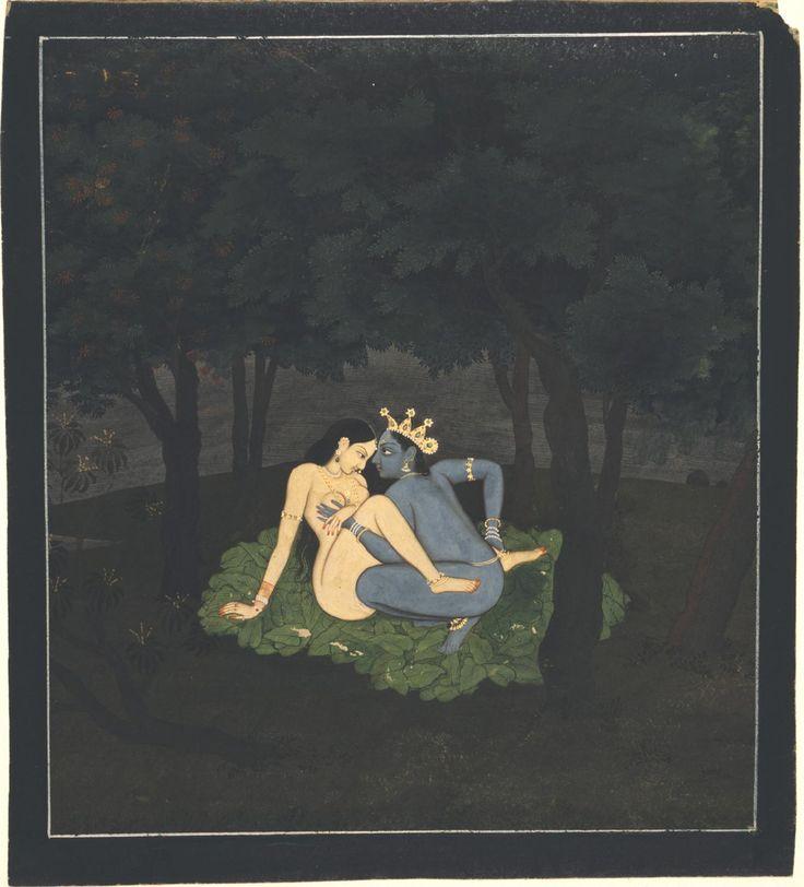 Erotismo sacro e profano insieme ma non per cattolici Krishn11