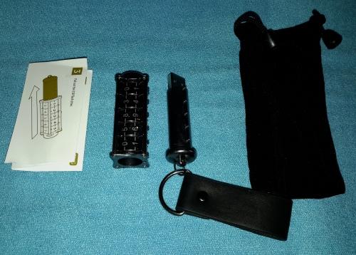 Cryptex 16 GB USB-Speicherstick Cool Gray | Special Edition Komple14
