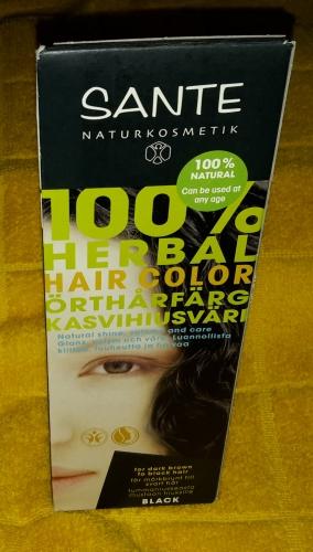 Sante Naturkosmetik Pflanzen-Haarfarbe Ryckse21