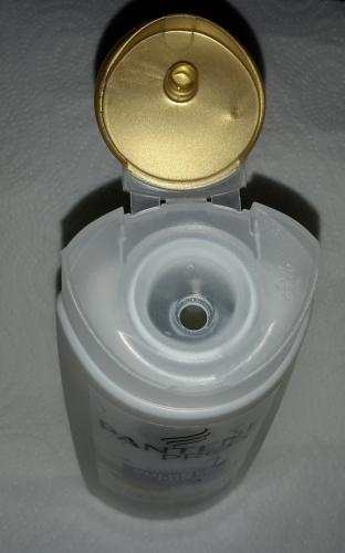 Pantene Pro V Volumen Pur Shampoo mit der Pflege Schaum-Spülung Volumen Yuffnu11