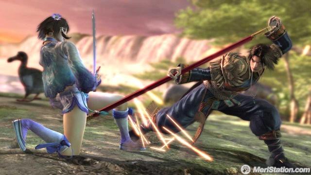 SoulCalibur IV Fight110