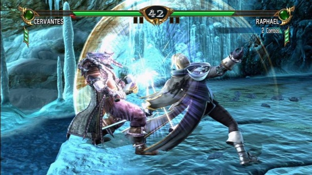 SoulCalibur IV Fight210