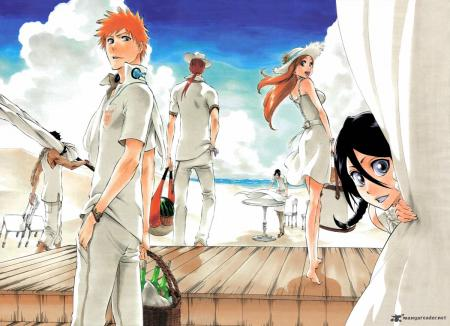Bleach ! Let's kick some asses! Intro_11