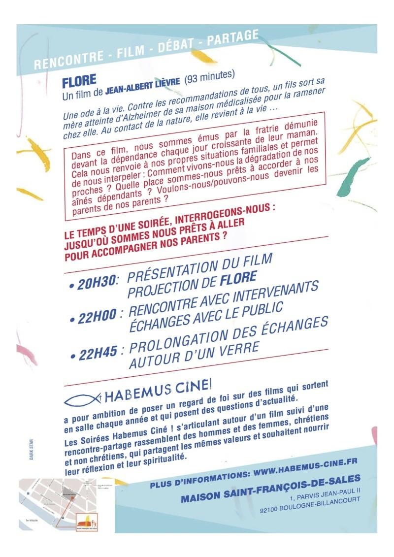 Evènements proposés par la Maison Saint François de Sales Flore-11