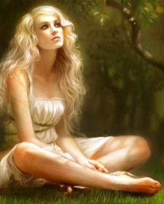 Les Terres Oubliées : Fiches Persos. Blond-11