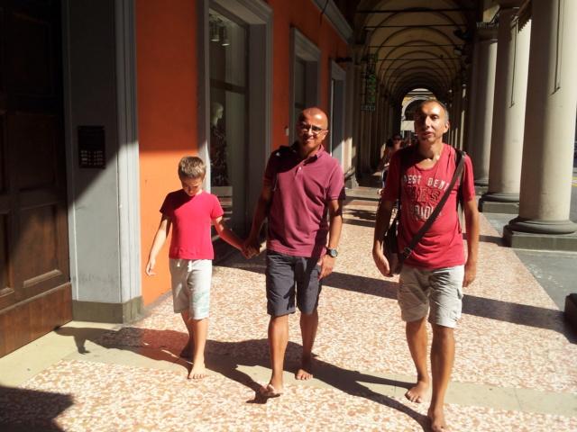 22 Agosto - Alla scoperta della città di Bologna Amici12
