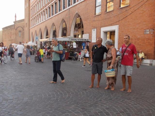 21 Agosto: serata al Ferrara Buskers Festival Amici_16