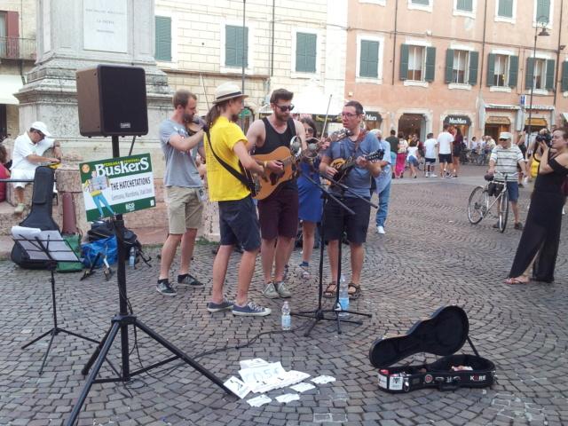 21 Agosto: serata al Ferrara Buskers Festival Blues10