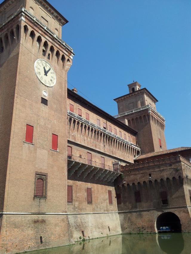 21 Agosto: serata al Ferrara Buskers Festival Castel13