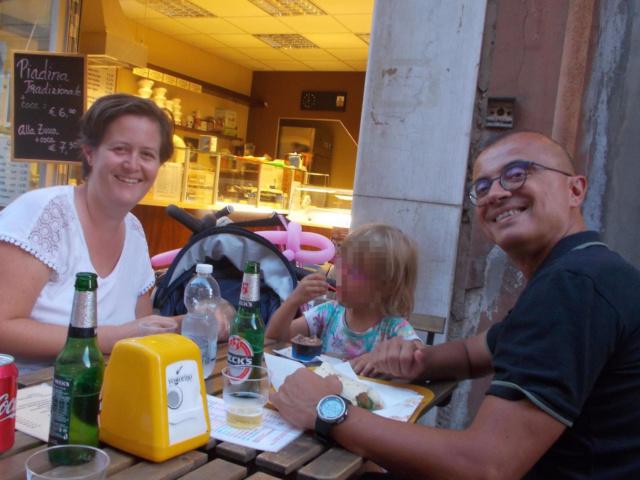 21 Agosto: serata al Ferrara Buskers Festival Cena410