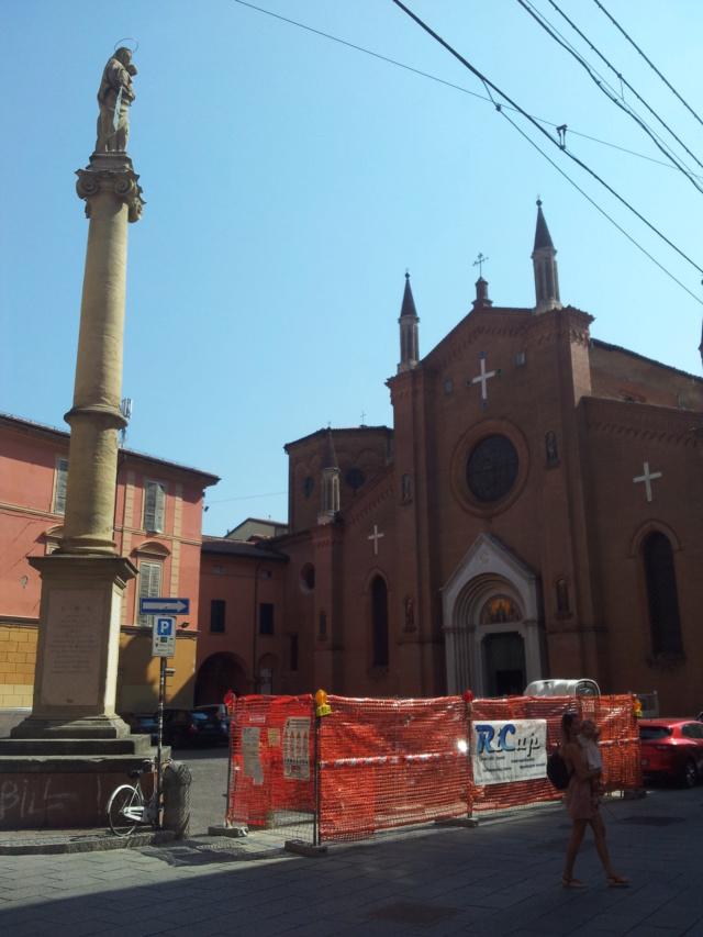 22 Agosto - Alla scoperta della città di Bologna Chiesa10