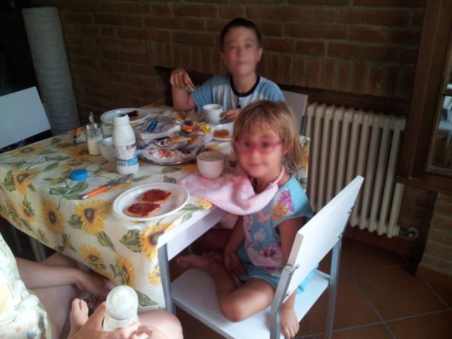 22 Agosto - Alla scoperta della città di Bologna Colazi10