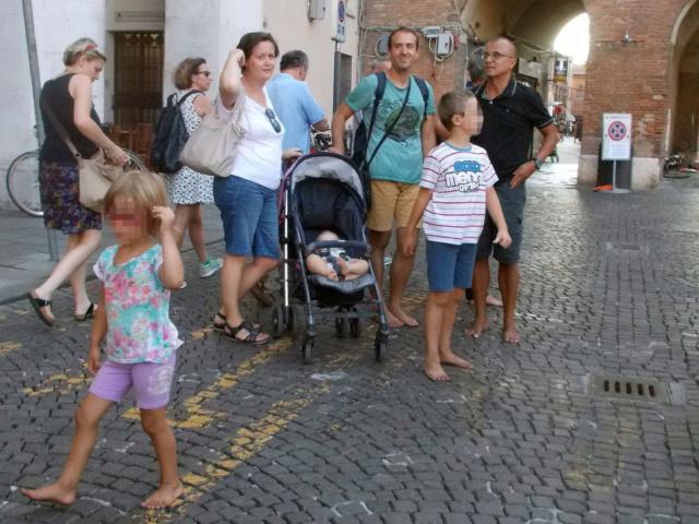 21 Agosto: serata al Ferrara Buskers Festival Comiti10