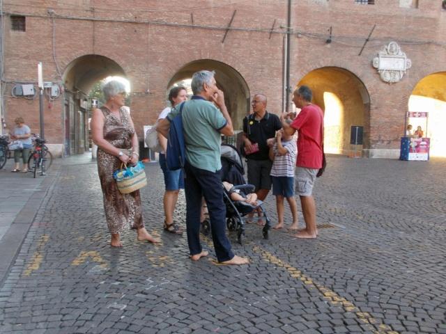 21 Agosto: serata al Ferrara Buskers Festival Comiti11