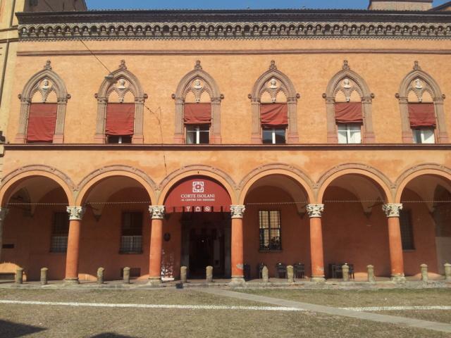 22 Agosto - Alla scoperta della città di Bologna Corte_10