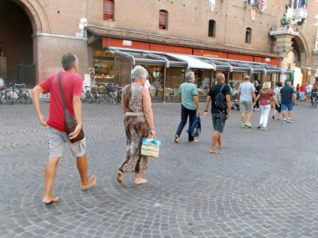 21 Agosto: serata al Ferrara Buskers Festival Fila11