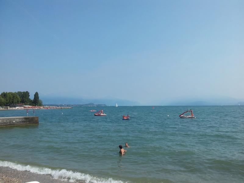 29 luglio 2018 Desenzano del Garda  Lago10