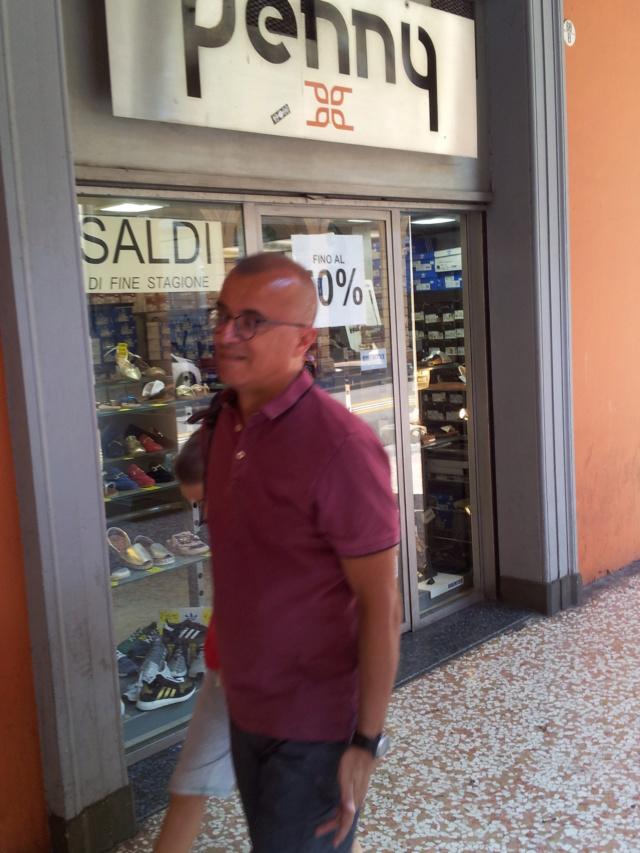 22 Agosto - Alla scoperta della città di Bologna Negozi10