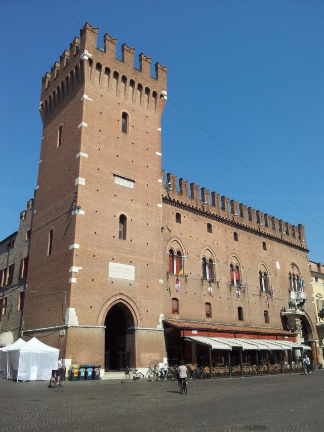 21 Agosto: serata al Ferrara Buskers Festival Piazza11