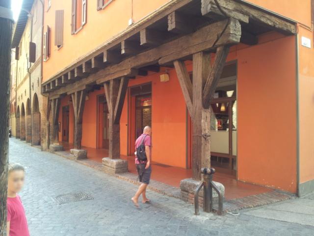22 Agosto - Alla scoperta della città di Bologna Portic10