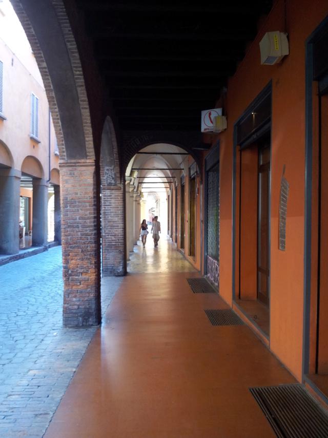 22 Agosto - Alla scoperta della città di Bologna Portic12