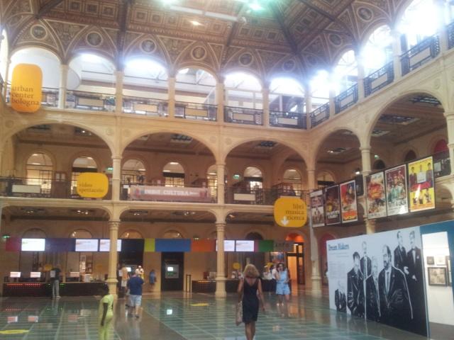 22 Agosto - Alla scoperta della città di Bologna Salabo10