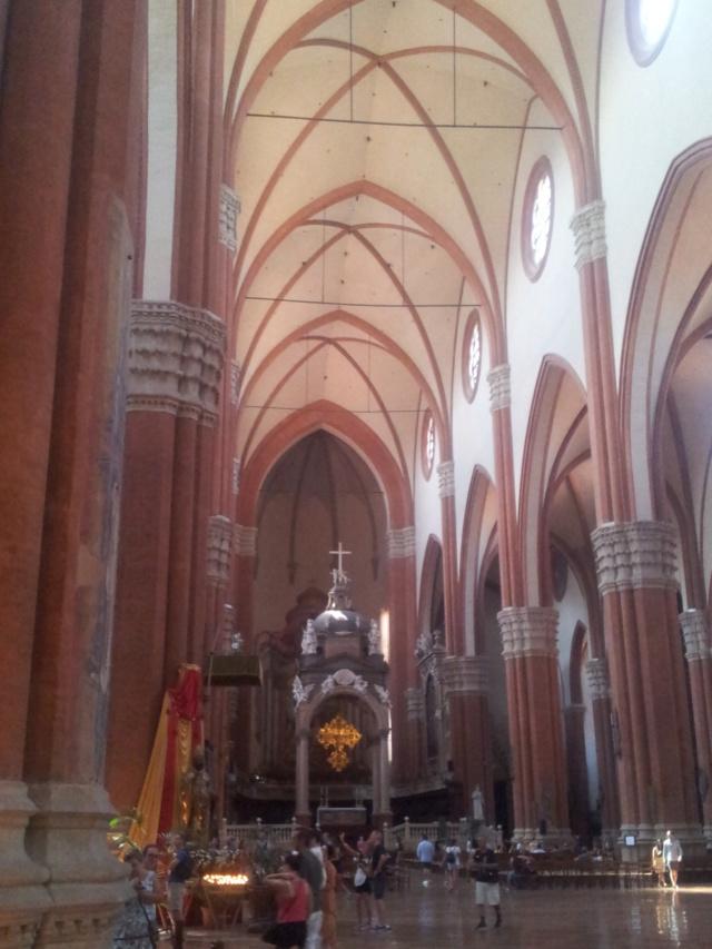 22 Agosto - Alla scoperta della città di Bologna San_pe11