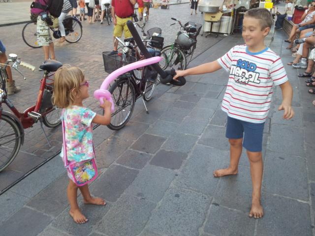21 Agosto: serata al Ferrara Buskers Festival Spade10