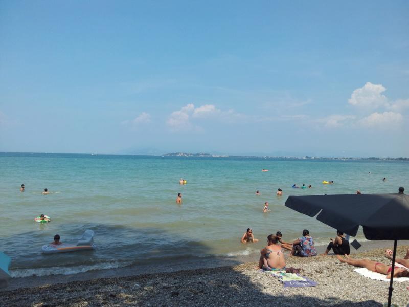 29 luglio 2018 Desenzano del Garda  Spiagg10