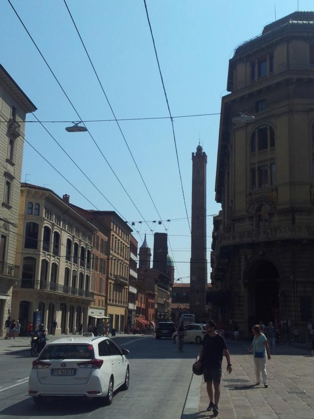 22 Agosto - Alla scoperta della città di Bologna Torre_11