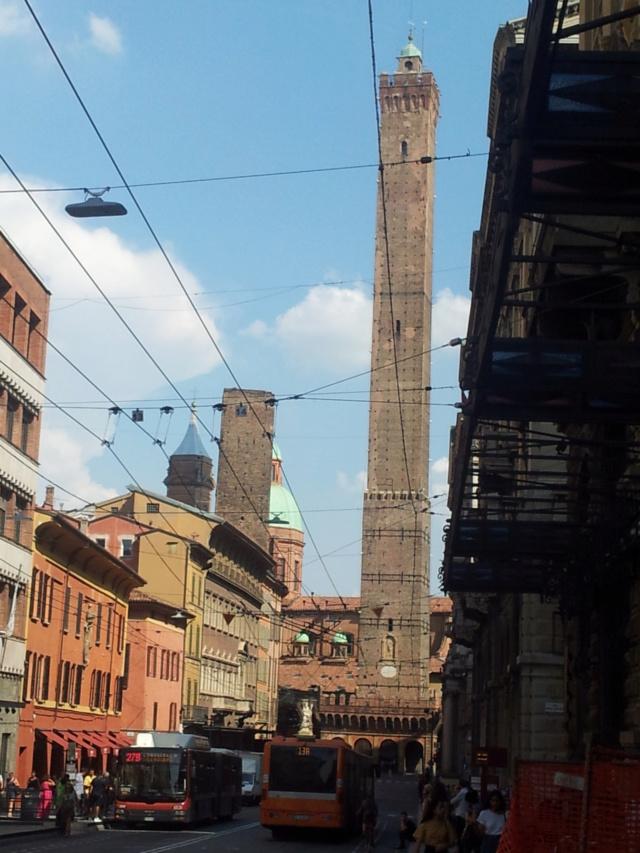 22 Agosto - Alla scoperta della città di Bologna Torre_12