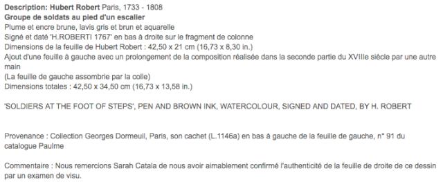 Exposition Hubert Robert au Louvre. 09/03-30/05 2016 Captu117
