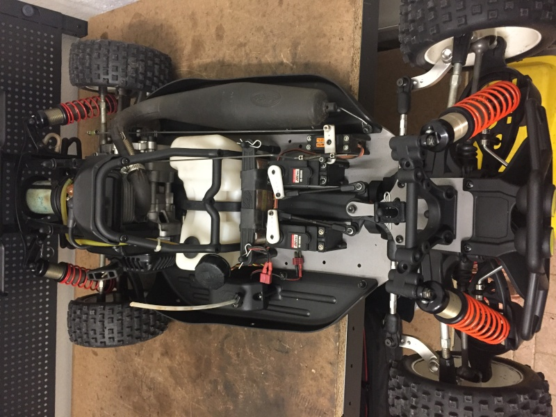Préparation Leopard Sportline pour courses de ligue Image12