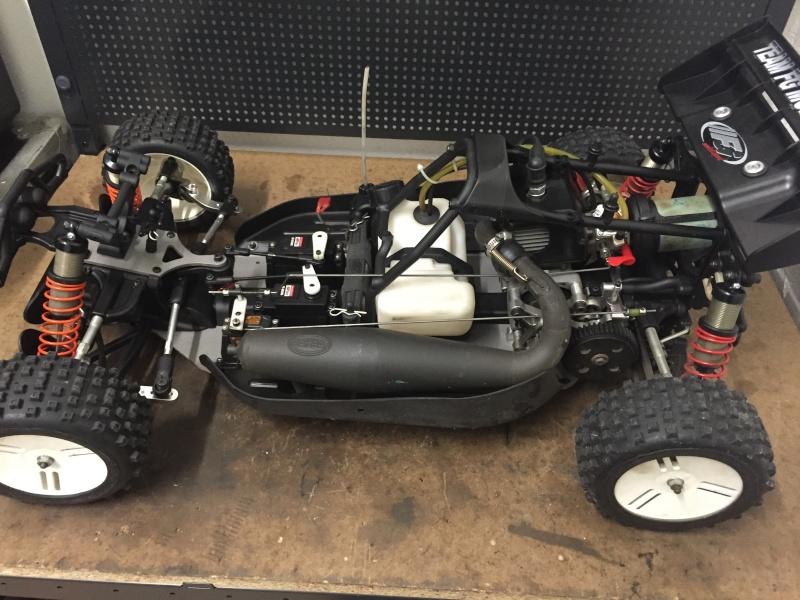 Préparation Leopard Sportline pour courses de ligue Image13
