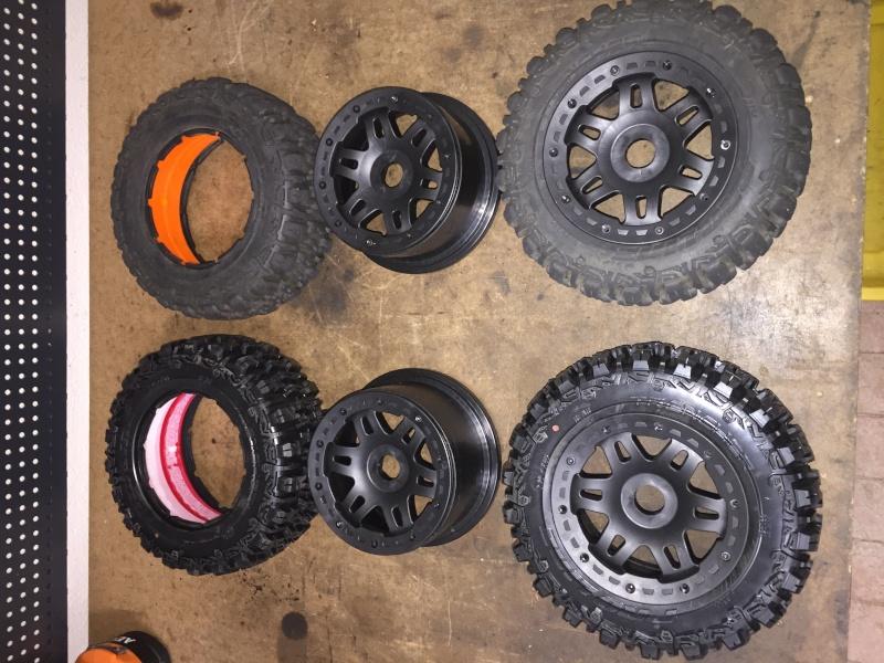 Trencher - Montage pneus Trencher Proline  Image17