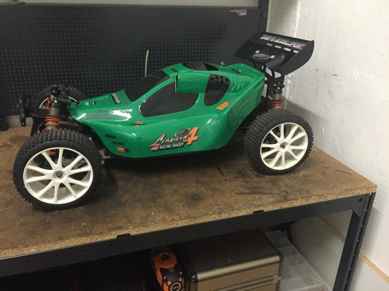 Préparation Leopard Sportline pour courses de ligue Image19
