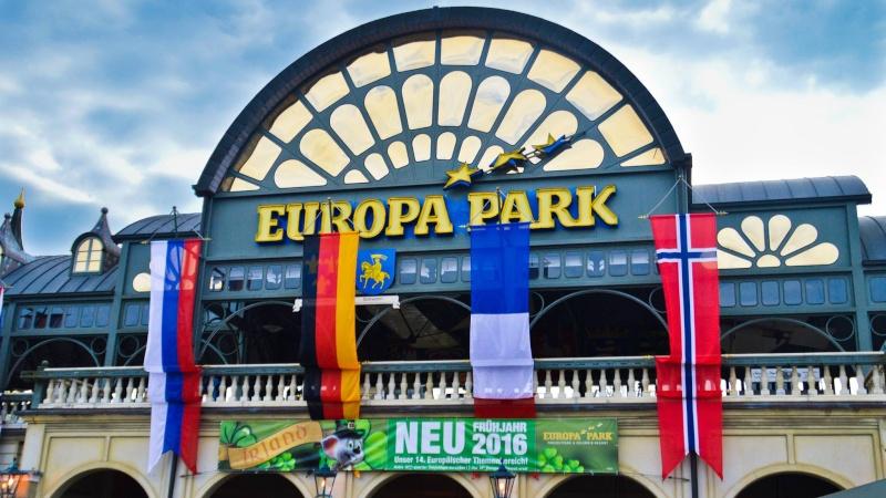 Les photos d'Europa-Park Europa11