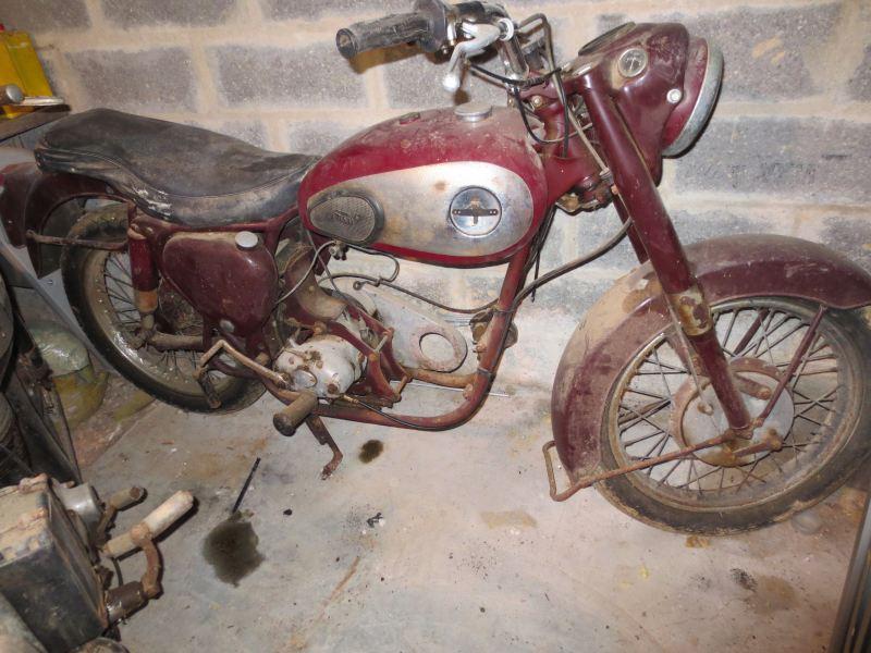 Restauration de mon A7 (1954) A710