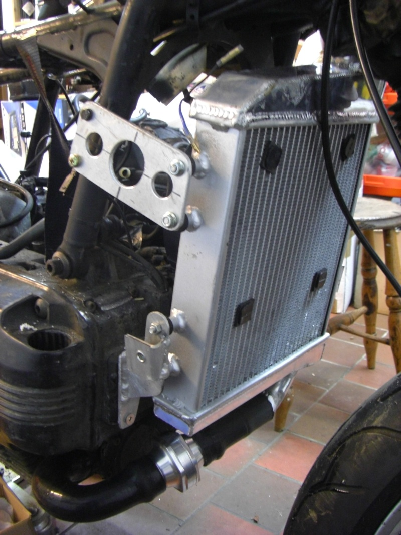 K1200 oil/water pump on K1100. Has anyone ever managed it? Cimg2210