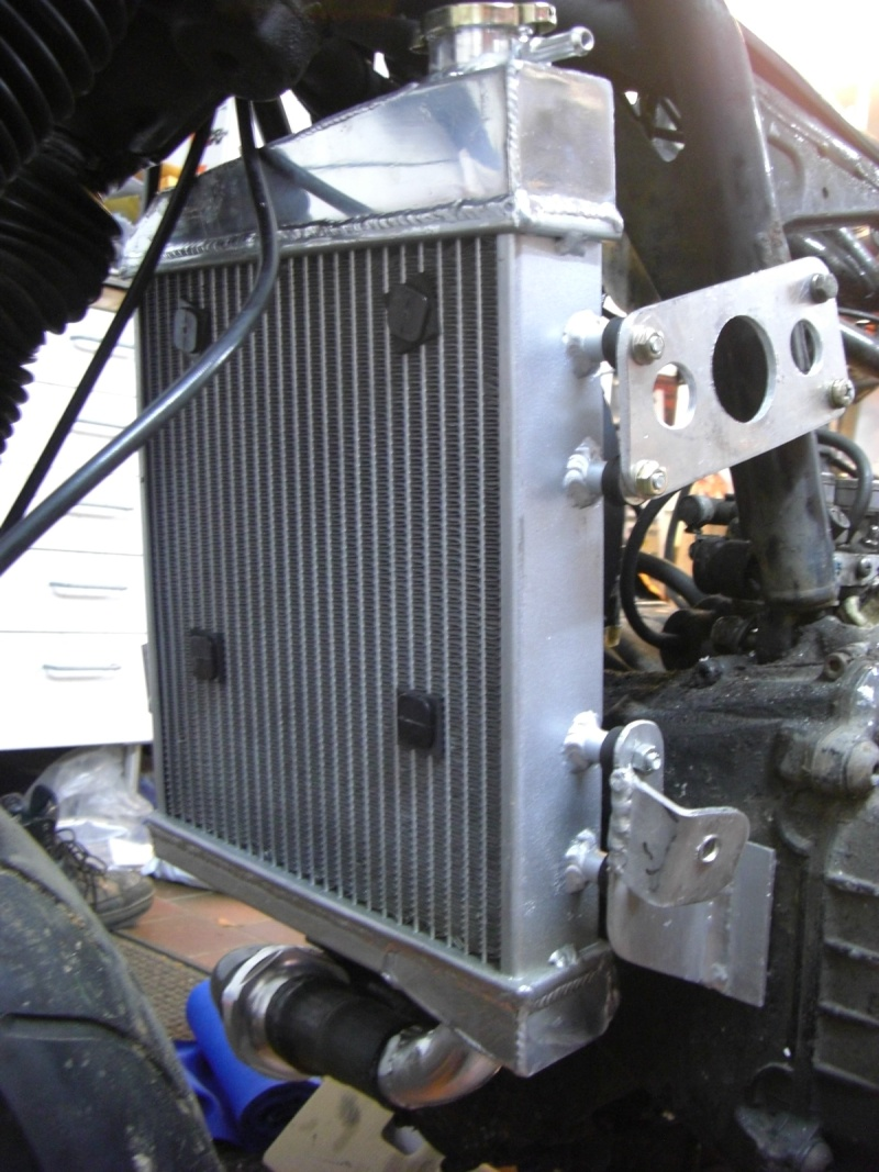 K1200 oil/water pump on K1100. Has anyone ever managed it? Cimg2211