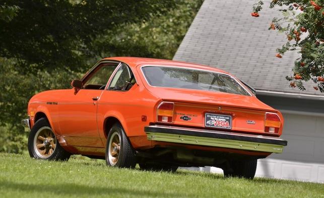 Vega Cosworth 91 milles et jamais immatriculée Chevro13