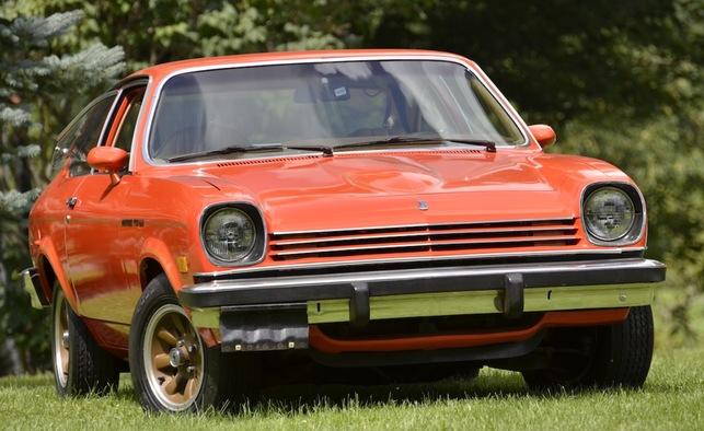 Vega Cosworth 91 milles et jamais immatriculée Chevro14