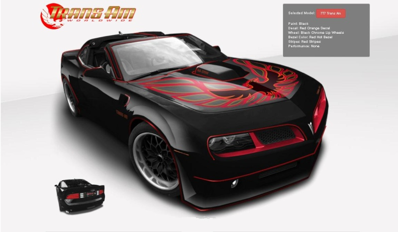 Burt Reynolds Introduces the NEW Bandit Trans Am Ma_tra10